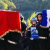 Dignes-les-Bains : hommage aux pompiers décédés….