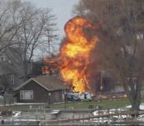 Deux pompiers américains tués par balle en intervenant sur un incendie, deux autres bléssés gravement….