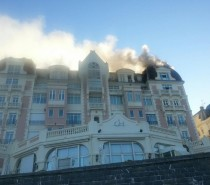 Saint-Jean-de-Luz : une femme périt dans un incendie au Grand Hôtel…